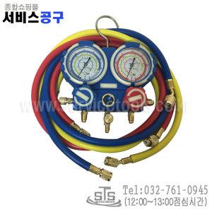 매니폴드게이지세트(VALUE/VMG-2-R410A-B R22 R410)