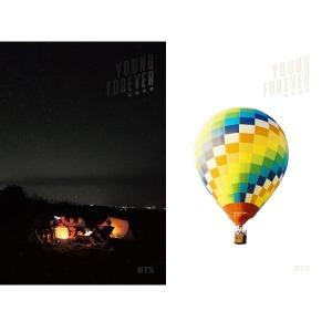 2CD_방탄소년단(BTS)-스페셜앨범1집 화양연화Young Forever (버젼선택가능)(포토북112p+포스터1종온팩)/랩