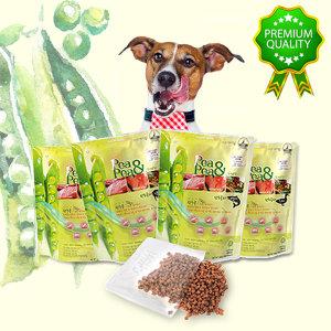 피엔피 완두콩 수제사료 3kg (4종)/사은품10종/강아지