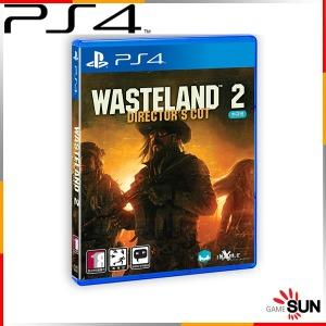 PS4 웨이스트랜드 2 디렉터즈 컷 (한글판)