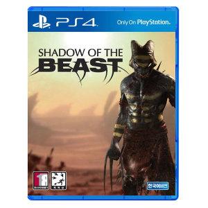 PS4 섀도오브더비스트 한글판 쉐도우 오브 더 비스트