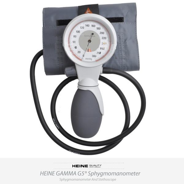 독일 하이네 메타 혈압계 감마 G5 (정밀혈압계)