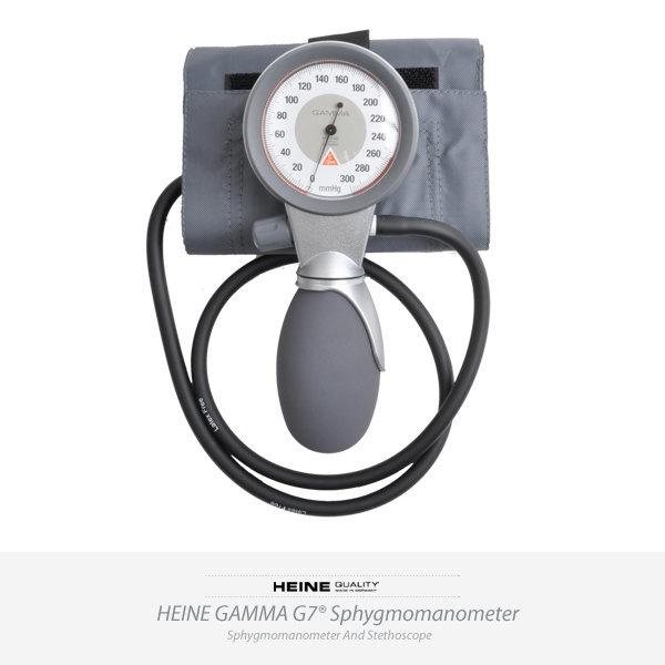 독일 하이네 고급형 메타 혈압계 감마 G7(정밀혈압계)