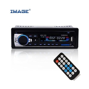 IMAGE In-Dash Car Stereo Bluetooth Audio Receiv...