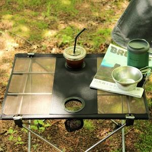 트레킹 롤 테이블/등산 백패킹 캠핑 초경량 테이블