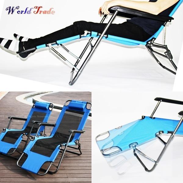 [월드무역2] 3단침대의자/접이식캠핑의자/발높이조절기능추가