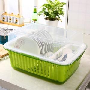 위생 식기건조대 컵 식기보관함 이유식기 젖병건조대