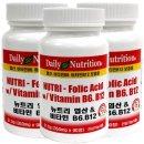 뉴트리 미국 엽산 B9 비타민B6 B12 / 비타민B 영양제