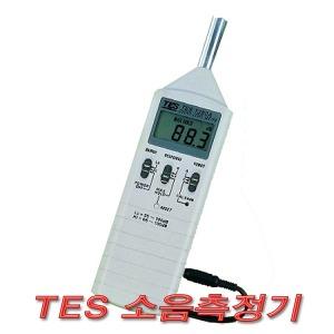 TES-1350A/소음계/소음/층간소음/데시벨