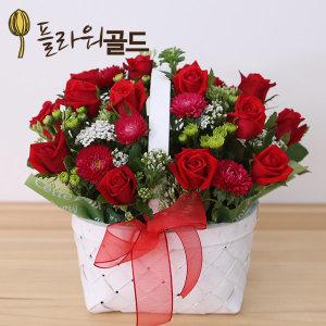 꽃바구니 꽃다발 생일 축하 개업 승진 꽃배달