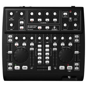 BCD3000/BCD-3000/DJ믹서/오디오인터페이스/스크래치