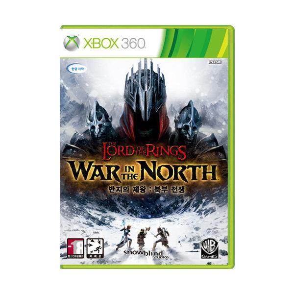XBOX360 - 반지의 제왕 : 북부 전쟁/한글판/새상품
