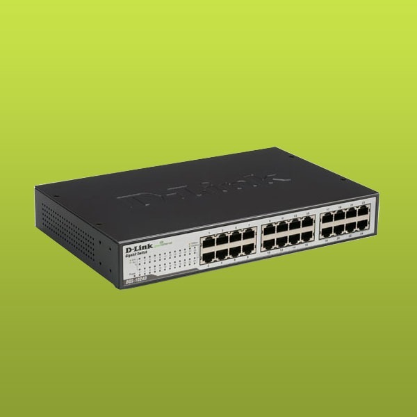 당일발송 디링크 DGS-1024D 24포트 기가 스위칭허브