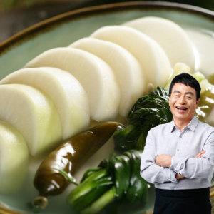(현대Hmall) 우리우리 밥하는남자 김하진 동치미 5kg