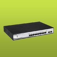 당일발송 디링크 DGS-1210-10P 8포트 POE 스위칭허브