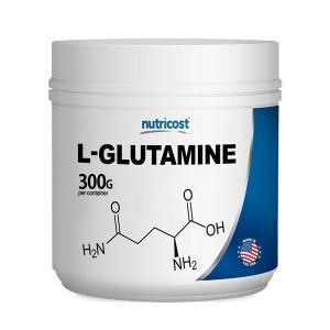 글루타민 L-Glutamine 뉴트리코스트 엘글루타민 300g
