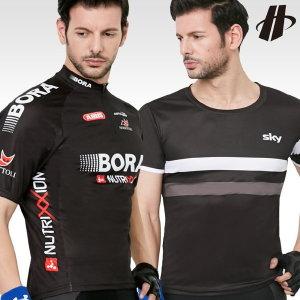 남/여 기능성 반팔/집업 티셔츠/등산복/자전거의류