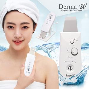 더마W 샤워방수 3in1 필링기 (충전기+마스크팩5매) - 상품 이미지