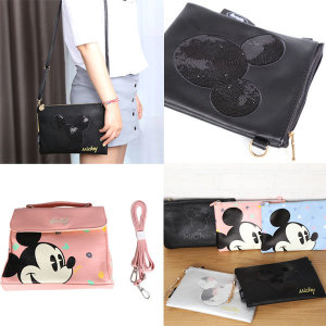 정품_디즈니 미키마우스 크로스백 클러치 가방