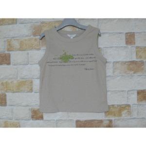 TIFFANY / 하절기 민소매 티셔츠/아동공용61-130(9세)