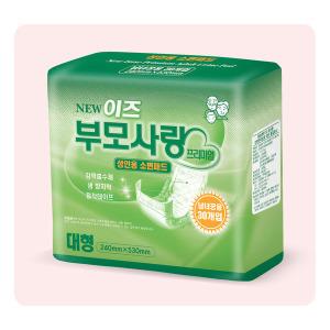 이즈 성인용기저귀 부모사랑 프래미엄 소변패드 300매