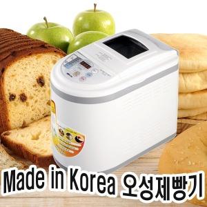 식빵믹스/식빵칼증정/오성 제빵기 HB-209/반죽/국내산