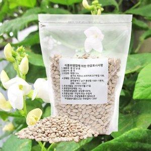 흰강낭콩(화이트 키드니빈/흰강남콩/네이비빈) 1kg