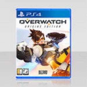 PS4 오버워치 오리진 에디션 OVERWATCH 한국정발 중고