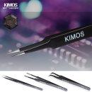 (KIMOS)정품 정밀핀셋 속눈썹 인두기 전자 네일 핀셋