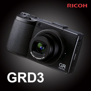 리코 정품 GR Digital III (GRD3) 색감좋은 카메라 k