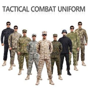2세대 신형/전투복/상하의 세트/미군신형군복/군복