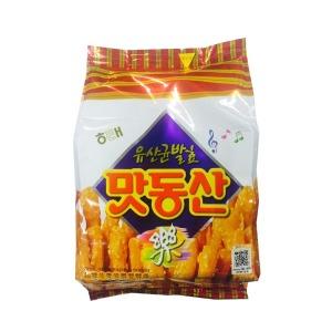 해태 맛동산 300g/스낵/대봉/대용량/간식