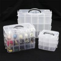 3단 멀티박스/장난감 레고 정리함 공구함 부품함