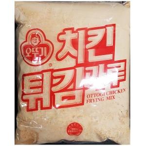 오뚜기 치킨 튀김가루 5kg / 치킨용 닭 튀김믹스