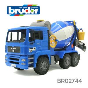 독일명품완구 브루더 MAN레미콘 BR2744 MAN시멘트믹서
