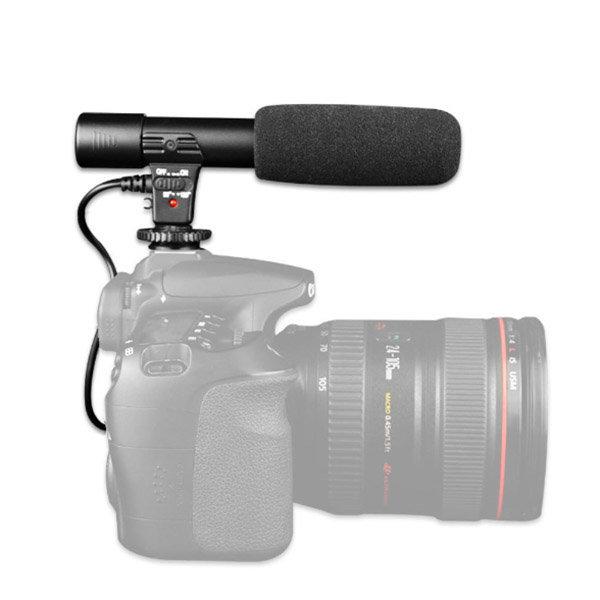 디지털 비디오 카메라 마이크 CANON NIKON PENTAX SLR
