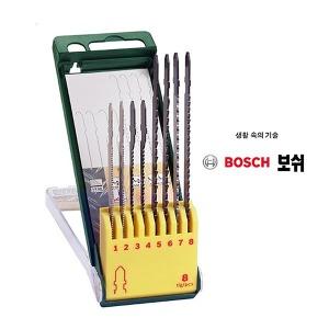 보쉬/직쏘날세트/8PCS/직소날셋트/직소기/직쇼날/톱날