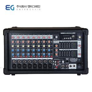 카날스 500W 파워드믹서앰프 이펙터 행사용 방송용