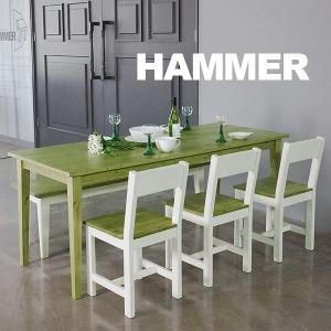 6인원목식탁 원목거실테이블 서재책상