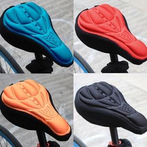 바이크 자전거 안장 용품 커버 싸이클 3D 에어쿠션