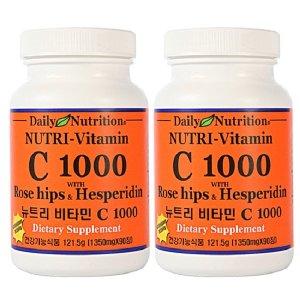 뉴트리 미국 천연 비타민 피로회복 종합 멀티 영양제