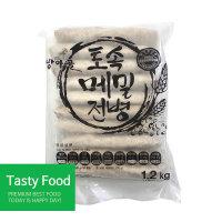 (냉동)제일FC 토속메밀전병1.2kg