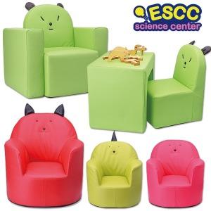 NEW ESCC 유아쇼파 특가 국내생산 유아의자 유아소파