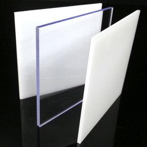 렉산 PC판 3T 무료재단 투명 유백 광확산 (두께 3mm)