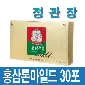 정관장 홍삼톤마일드 50ml 30포/한국인삼공사