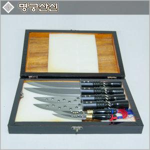 부정칼세트 (불교용품/무속용품/무구용품/군살칼)