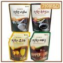 진한/유자/매실/식혜/수정과/과즙/전통음료/농축액