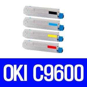 오키 프린터 토너 OK C9650 C9600 C9650N C9600N