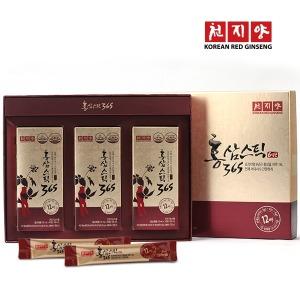 천지양 홍삼스틱365 10mg 30포 /진세노사이드 12mg
