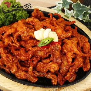 무뼈닭발1kg /닭발/근위/편육/닭갈비/닭다리살